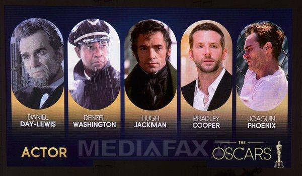 OSCAR 2013: LISTA nominalizărilor pentru premiile Academiei