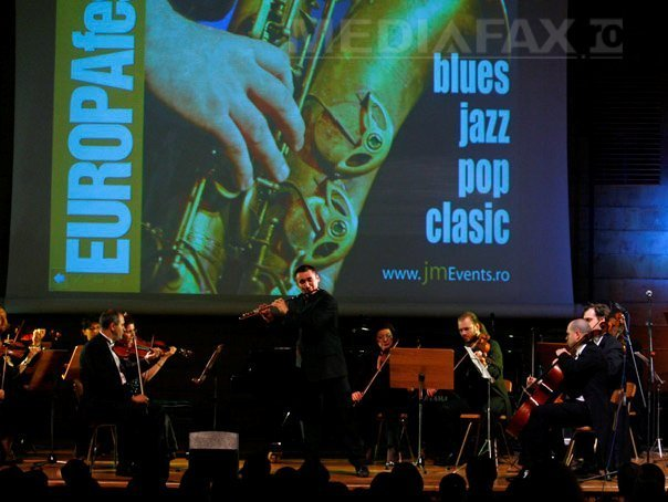 "Imaginea articolului ""EUROPAfest"" – Bucharest International Jazz Competition : 22 de trupe din 20 de ţări"
