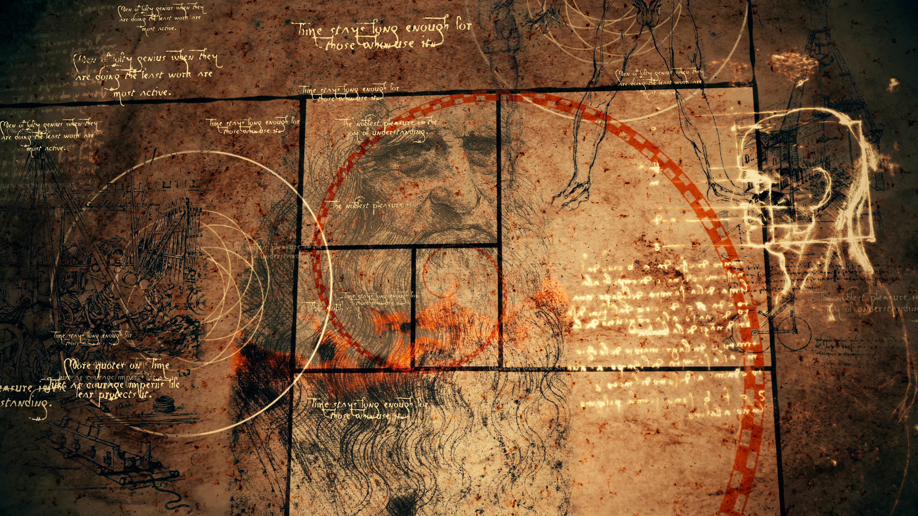 2 mai 1519 - 2 mai 2019. Jumătate de mileniu de la moartea lui Leonardo da Vinci/ Doi savanţi italieni vor să spulbere dubiile în legătură cu rămăşiţele artistului
