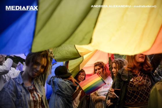 Imaginea articolului Bucharest Pride 2019 se desfăşoară între 14 şi 24 iunie, în Bucureşti, cu sloganul #loveforall