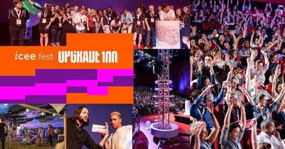 Imaginea articolului UPGRADE 100, noul concept al iCEE.fest, a încheiat prima ediţie cu 3.772 de participanţi