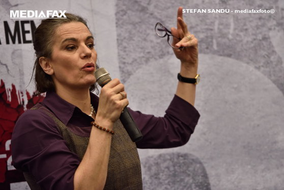 """Imaginea articolului Primăria Capitalei îi cere Maiei Morgenstern să taie din bugeul Teatrului Evreiesc: """"Am primit firman de la Înalta Poartă...."""""""