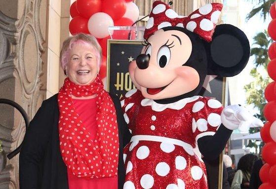 Imaginea articolului Actriţa Russi Taylor, vocea personajului de desene animate Minnie Mouse, a murit
