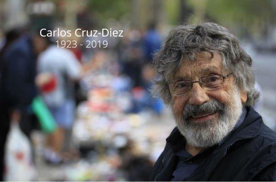 Imaginea articolului Cruz-Diez, artistul din Venezuela, pionier al artei cinetice şi optice a murit la Paris