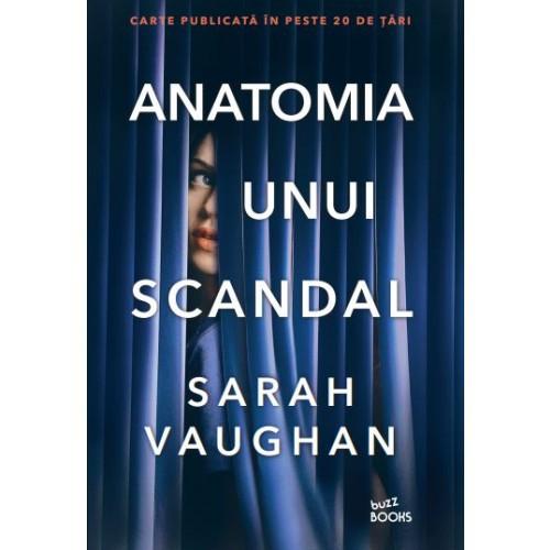 """Imaginea articolului O carte pe zi: """"Anatomia unui scandal"""", de Sarah Vaughan"""