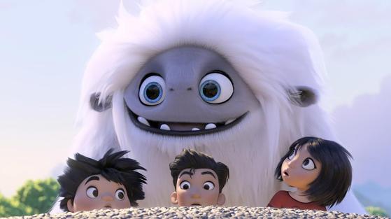 """Imaginea articolului """"Yeti - Omul Zăpezilor"""", pe primul loc în box office-ul nord-american: Animaţia a încasat peste 20 de milioane de dolari în weekendul premierei"""