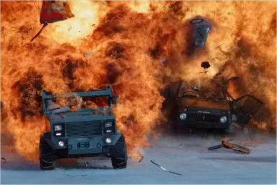 """Imaginea articolului Fast & Furious 9 ajunge în Spaţiu. Michelle Rodriguez: """"Nimeni nu ar fi trebuit să ştie asta!"""""""