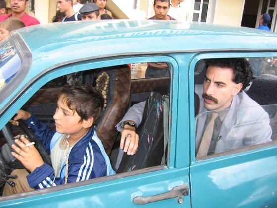 Imaginea articolului Noul film Borat face înconjurul lumii: se vede în 240 de ţări