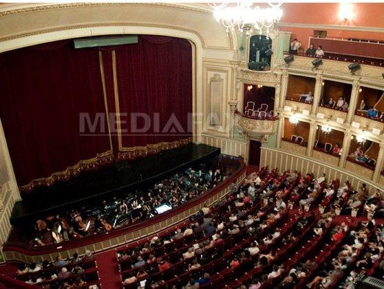 Imaginea articolului Filarmonica din Piteşti organizează primul concert cu public din acest an