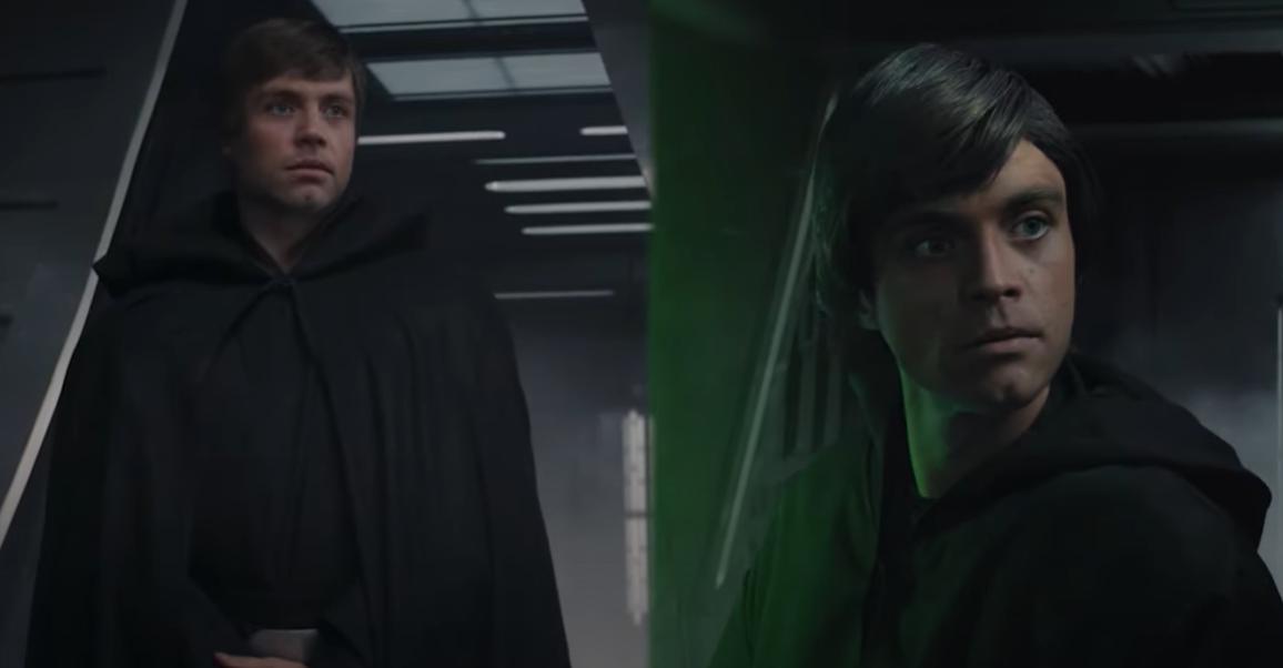 VIDEO Un Luke Skywalker mai bun decât cel creat de Disney