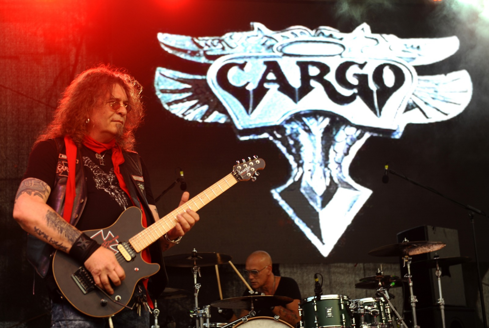 BREAKING NEWS. A murit Adi Bărar, fondatorul trupei Cargo