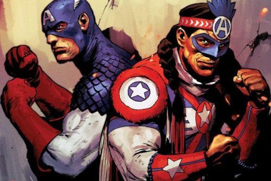Imaginea articolului Joe Gomez este noul Captain America. Marvel aduce în prim-plan un personaj nativ american