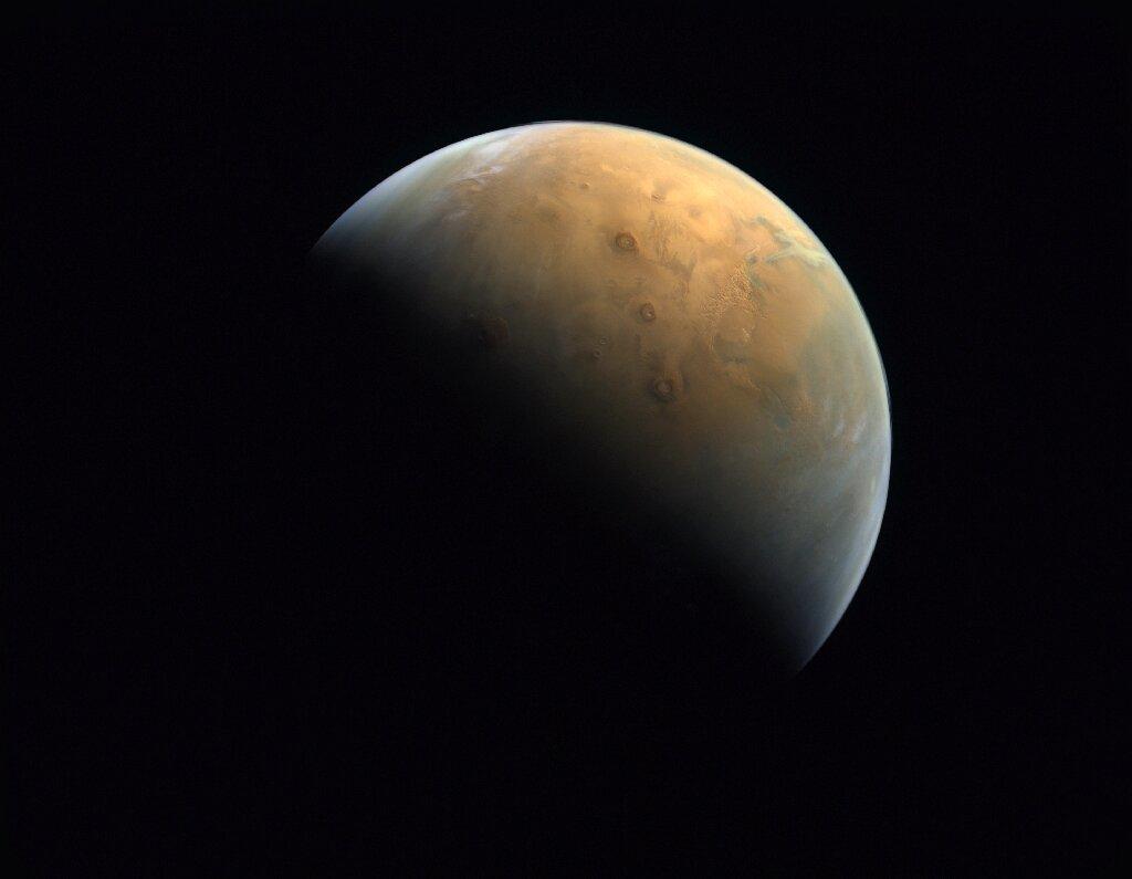A fost trimis primul raport meteo de pe Marte. Temperaturile sunt la fel de scăzute ca în Slovenia