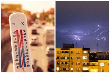 Avertizare METEO. Vreme capricioasă, cu ploi şi caniculă, în România. Harta judeţelor aflate sub Cod galben şi Cod portocaliu