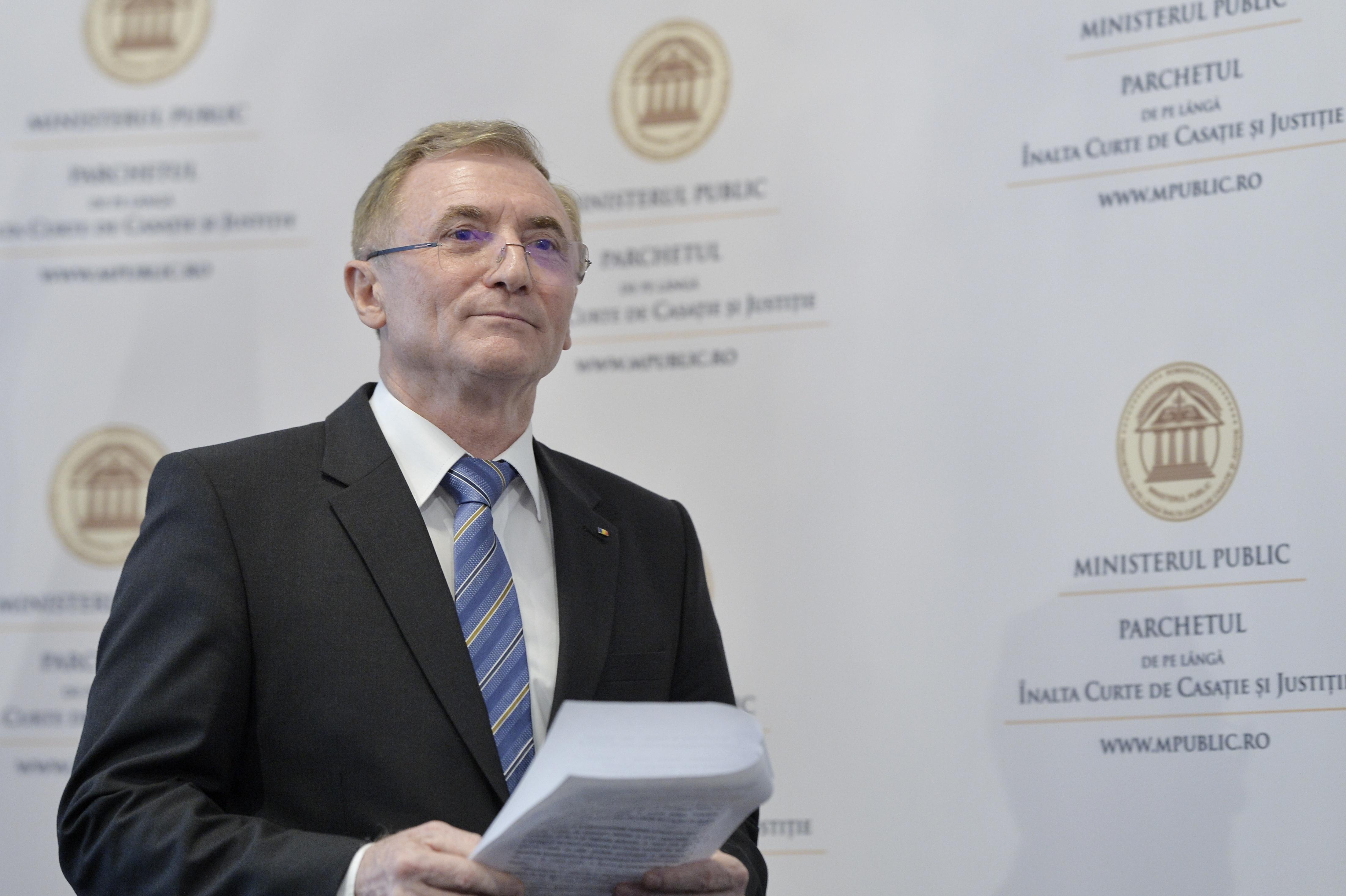 DECLARAŢIA ZILEI Augustin Lazăr cere scuze opiniei publice pentru practicile discutabile de dinainte de 1989 | VIDEO