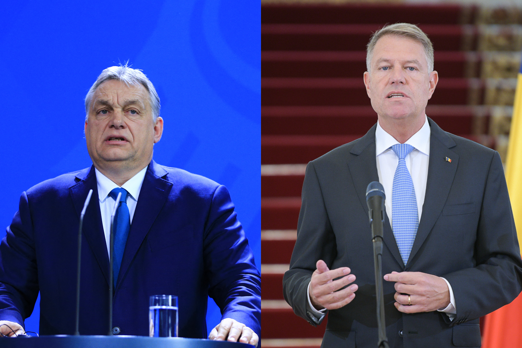 """Reacţia lui Viktor Orban la declaraţiile preşedintelui Iohannis despre  """"vânzarea Ardealului"""""""