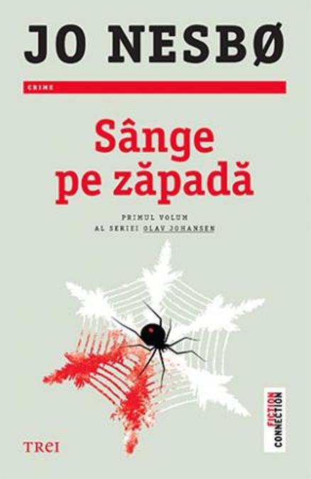 """Imaginea articolului O carte pe zi: """"Sânge pe zăpadă"""" de Jo Nesbø"""