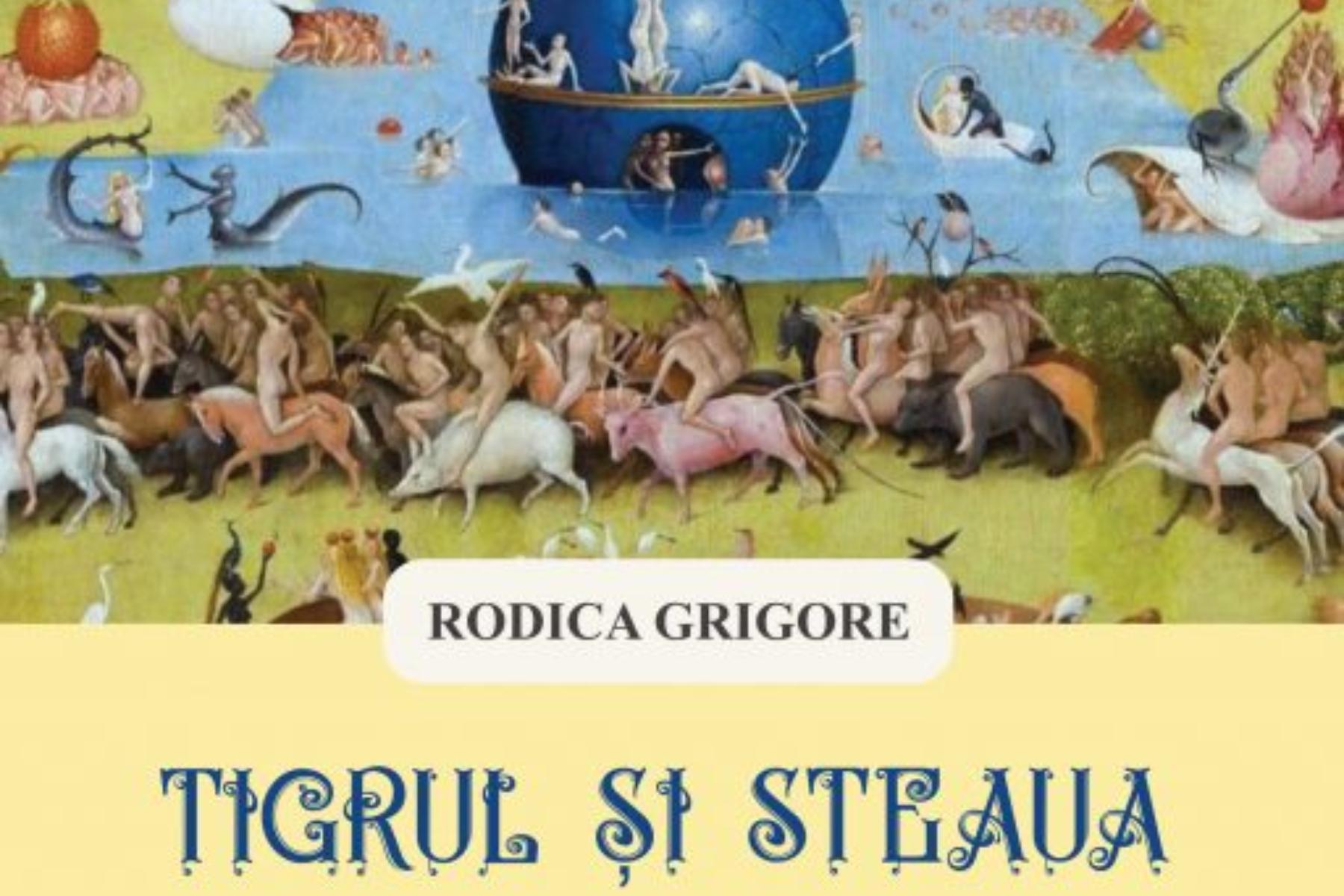 """O carte pe zi: """"Tigrul şi steaua. Violenţă şi exil în proza latino-americană a secolului XX"""""""