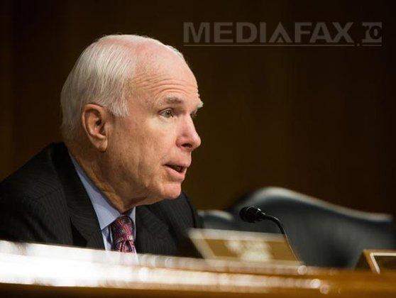 Imaginea articolului Senatorul american John McCain a oprit tratamentul de cancer cerebral