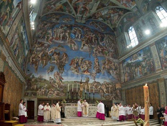 Imaginea articolului Mai mulţi membri ai Corului Capelei Sixtine sunt investigaţi pentru spălare de bani