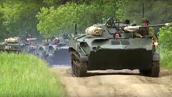 Imaginea articolului Principala etapă a celui mai AMPLU exerciţiu militar efectuat de Rusia după Războiul Rece a avut loc joi