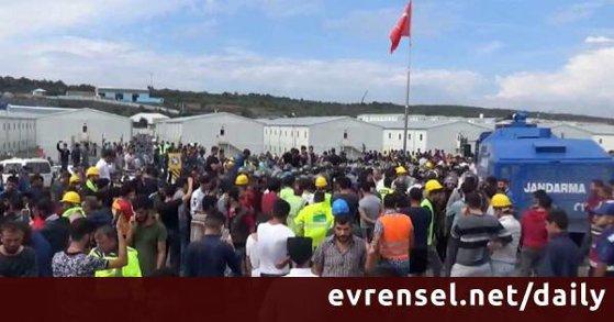 Imaginea articolului Aeroport Turcia. Mai mulţi muncitori de la şantierul în lucru din Istanbul, ELIBERAŢI. Alte 360 persoane sunt în continuare închise