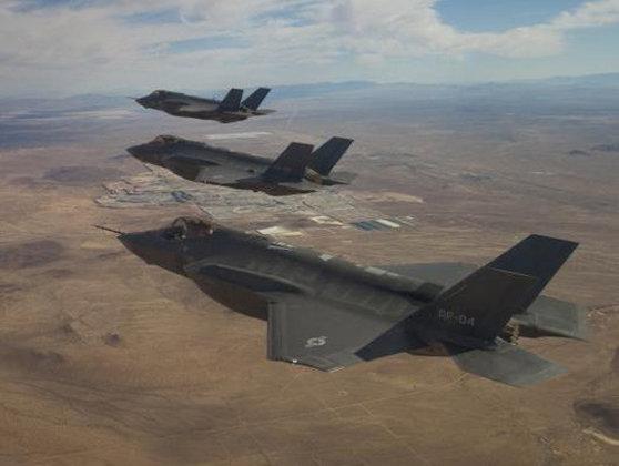 Imaginea articolului Avionul invizibil pe radar F-35, folosit pentru prima dată de forţele SUA într-o misiune de luptă