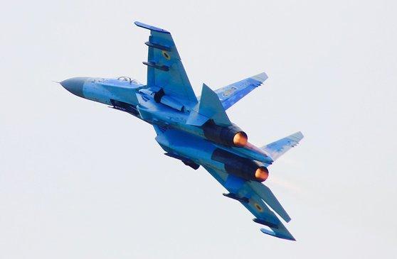 Imaginea articolului Un avion de luptă s-a prăbuşit în Ucraina, cei doi piloţi ai aeronavei fiind ucişi