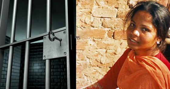 Imaginea articolului Femeia creştină din Pakistan, achitată pentru blasfemie, a fost eliberată