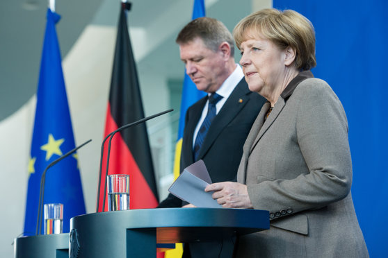 Imaginea articolului BREAKING The Jerusalem Post: Angela Merkel i-a cerut lui Klaus Iohannis să BLOCHEZE planul Guvernului de mutare a ambasadei la Ierusalim