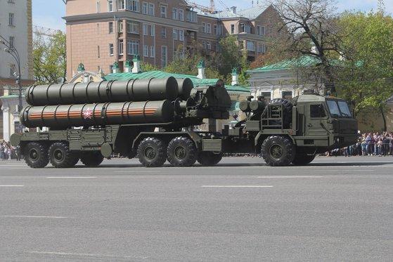Imaginea articolului Conflictul Ucraina - Rusia: Moscova anunţă că va amplasa noi sisteme de apărare antirachetă S-400 în regiunea Crimeea