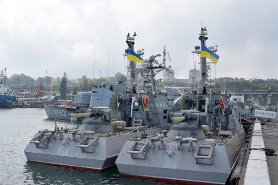 Imaginea articolului Oficial de la Kiev: Rusia a blocat două porturi ucrainene de la Marea Azov/ Acuzaţiile sunt negate neoficial