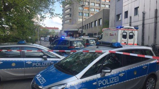 Imaginea articolului ALERTĂ de securitate în Germania după ce un român a comis un atac cu un cuţit | FOTO