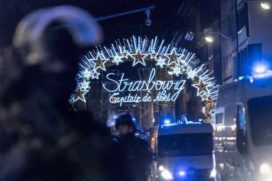 Imaginea articolului BREAKING: Autorul atacului de la Strasbourg a fost împuşcat MORTAL de poliţie