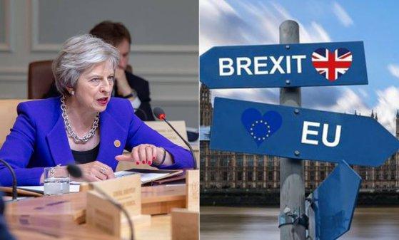 Imaginea articolului BREAKING: Consilieri ai Theresei May pregătesc un nou referendum privind apartenenţa Marii Britanii la UE