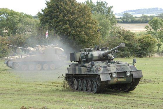Imaginea articolului Marea Britanie va mobiliza mii de militari pentru o eventuală criză generată de Brexit