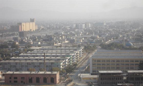 Imaginea articolului Cel puţin 43 de morţi, în urma atacului din centrul capitalei Afganistanului