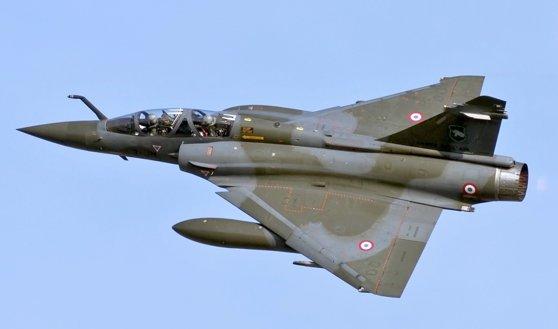 Imaginea articolului Un avion militar a dispărut în Franţa