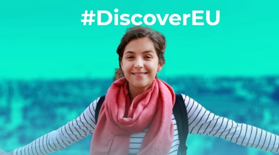 Imaginea articolului Peste 500 de tineri români au fost acceptaţi în a doua rundă #DiscoverEU