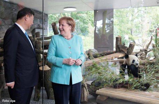 Imaginea articolului MONITORUL APĂRĂRII | Angela Merkel vrea organizarea unui summit UE-China. Când ar putea avea loc evenimentul