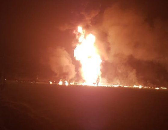 Imaginea articolului TRAGEDIE: Bilanţul exploziei de la conducta de combustibil din Mexic a ajuns la 73 de morţi