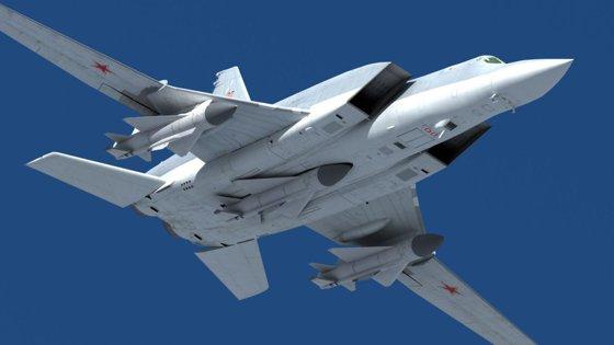 Imaginea articolului Doi militari ruşi au decedat după ce un bombardier Tupolev-22M3 s-a prăbuşit în regiunea Murmansk