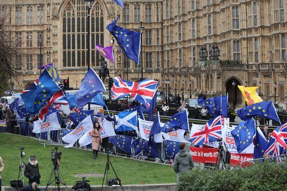 Imaginea articolului Opoziţia laburistă din Marea Britanie susţine organizarea unui nou referendum privind apartenenţa la UE
