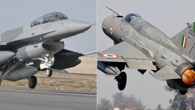 India explains why a MIG-21 over 30 years old was sent out