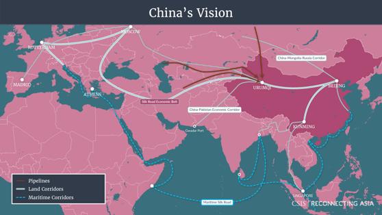 """Imaginea articolului Italia se alătura Iniţiativei """"Noul Drum al Mătăsii"""", propusă de China, în pofida obiecţiilor UE şi SUA"""
