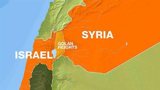 Image result for decizia SUA de a recunoaște suveranitatea Israelului asupra Înălțimilor Golan