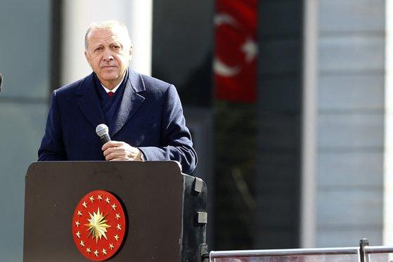 Imaginea articolului După ce a pierdut alegerile locale în oraşe mari, partidul lui Erdogan cere renumărarea tuturor voturilor de la Istanbul