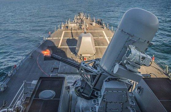 """Imaginea articolului Rusia a activat navele de atac şi sistemele de rachetă, din cauza exerciţiului NATO """"Sea Shield"""" desfăşurat în apele teritoriale ale României"""