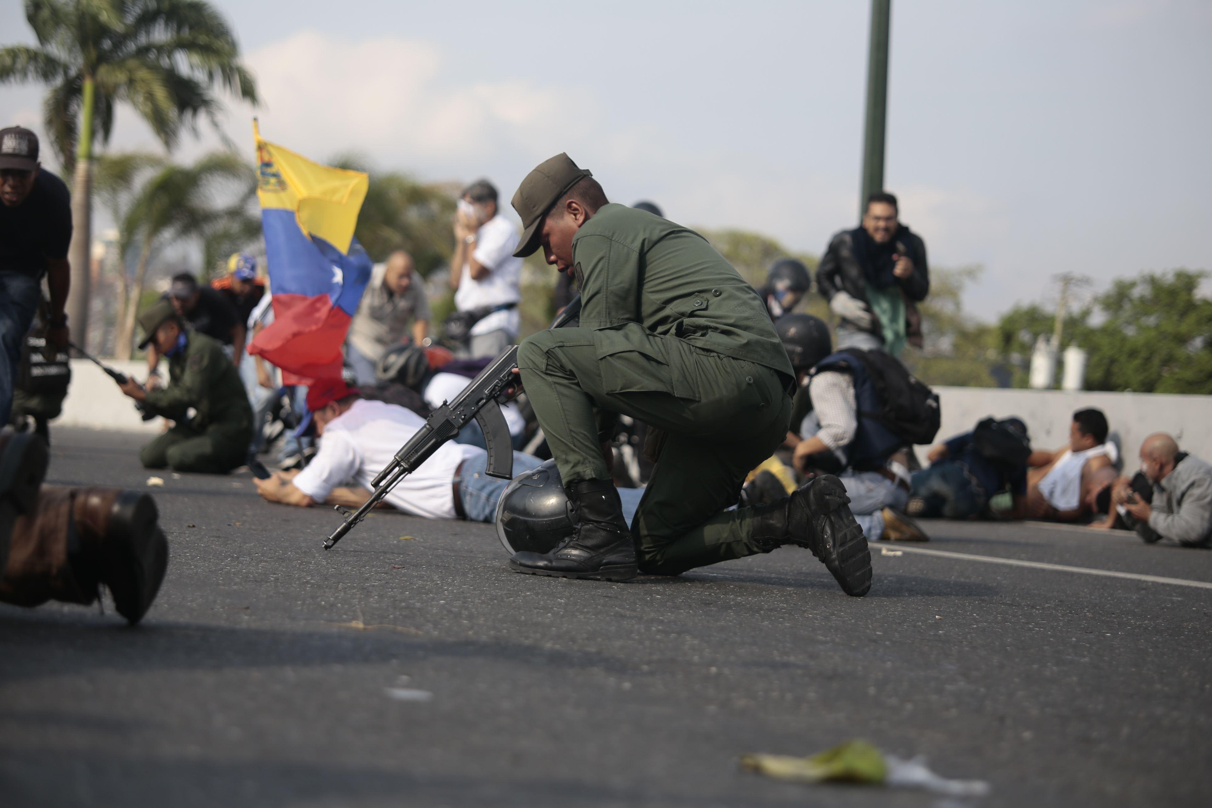 Mike Pompeo, despre tensiunile din Venezuela: O intervenţie militară a Statelor Unite este posibilă