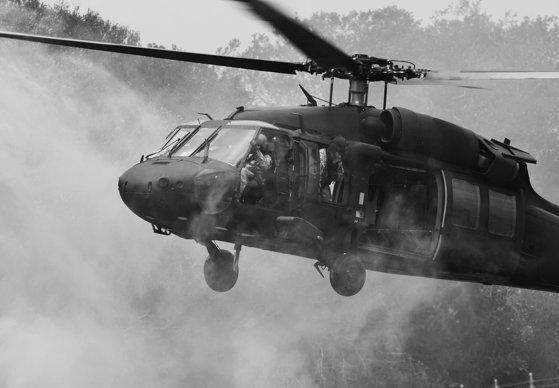 Imaginea articolului Un elicopter militar s-a prăbuşit în apropiere de capitala Venezuelei/ Şapte persoane au murit
